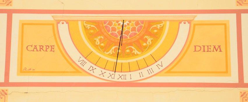 Wie viel Zeit schenkst du dir?